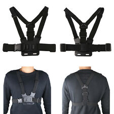 Chest Mount Harness Strap Belt for GoPro Hero 3+ 4 Session New Camera Accessory
