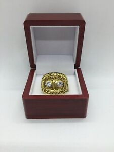 1975 Pittsburgh Steelers Franco Harris Super Bowl Championship Ring Set Gold Set