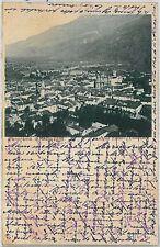 CARTOLINA d'Epoca SONDRIO - Morbegno 1900