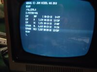 TRS80 Model 1 LEVEL 2, Hard Drive via PC Server Plans, Fast I/O like Floppy Disk