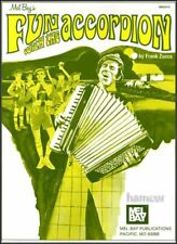 Fun with the Accordion Music Book Songbook