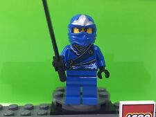 NEW LEGO Ninjago Jay Minifigure Rebooted with ZX Hood (Set 10725) AUTHENTIC