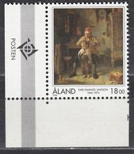 Åland / Aland Nr. 116** 150.Geburtstag von Karl Emanuel Jansson