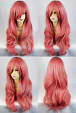 Wiwigs Watch Out Long Wavy Purple Red Pink Cosplay Ladies Wigs