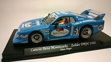 Slot Car Fly Gb Track GB35L Lancia Beta DRM 1980 Compatible 1/32 Scalextric