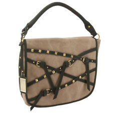 Buffalo David Bitton Elizabeth Foldover Handbag - Brown