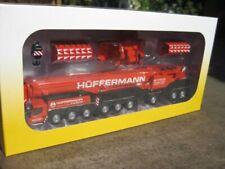 TEMA-Toys  72-2063 WSI 1:87 Liebherr LTM 17.50 Werbemodell Hüffermann in OVP