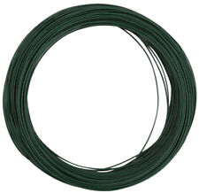 National Hardware  Green  Steel  100 ft. H Floral Wire  1 pk