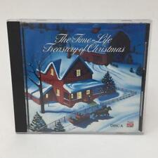 The Time Life Treasury of Christmas Music CD Disc A Only 22 Tracks Nat King Cole