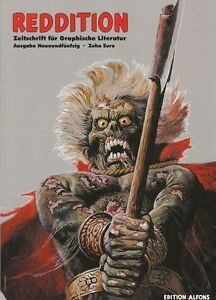 DOSSIER WARREN HORROR MAGAZINE (deutsch) REDDITION 59  Creepy, Eerie, Vampirella
