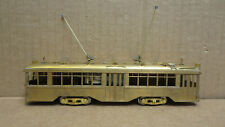 Soho Los Angeles Railway Type M-1 Unpainted Brass HO