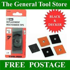 BLACK AND DECKER MULTI SANDER REPLACEMENT TIPS A2327 FOR KA 210 210E 220E