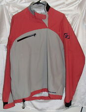 Immersion Research Long Sleeve Zephyr Kayaking Waterproof Paddling Jacket M Red