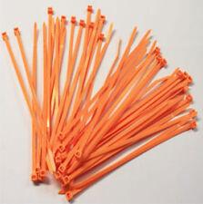Fascette / TIRANTE avvolge KTM Arancione Taglia 200mm x 4.8 mm-confezione di 100