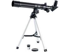 TELESCOPIO ASTRONOMICO CON RIFLETTORE 40/400 CANOCCHIALE + TREPPIEDE 20X E 32X