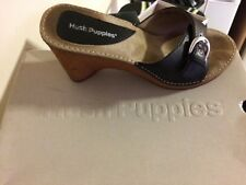 hush puppies ladies wedges size 6