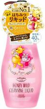KOSE Softymo Cleansing Liquid Honey Mild Pomp 230ml renewal