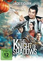 THE KNIGHT OF SHADOWS - CHAN,JACKIE/JUAN,ETHAN/ZHONG,ELANE/PENG,LIN/+  DVD NEU