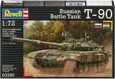Revell  03190  Maquette Char d'assaut  Russian Battle Tank  T90 1/72  niveau 5