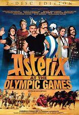 NEW  2DVD  SET // ASTERIX AT THE OLYMPIC GAMES // Gérard Depardieu,
