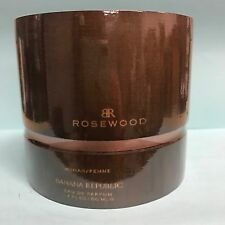 Banana Republic Rosewood 1.7oz  Women's Eau De Parfum Spray New In Box Sealed