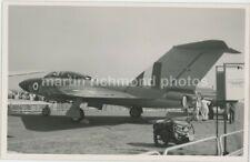 Gloster Javelin FAW1 WT827 Farnborough Photo, HB399