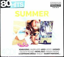 SUMMER - 80 HITS -  4 CD COMPILATION NEUF ET SOUS CELLO