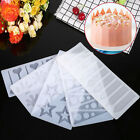 DIY Silicone Chocolate Fondant Candy Cake Mold Decorating Tools Baking Mould