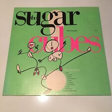 The Sugarcubes 1988 Debut Lp Life'S Too Good On Rock Pop Vintage Vinyl! Bjork !