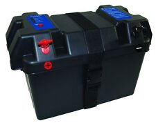 Power Station with External Post Marine Smart Battery Box with Charge Meter