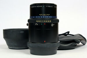 Mamiya-Sekor Z 180mm f4.5 W-N Telephoto Lens for RZ67, Pro II