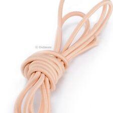 OOAK BJD assemble  4mm Dollmore string (Skin color) 2M