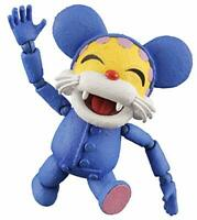 Action Figure Nyan Chu Full height about 80 mm PVC made painted movable figure