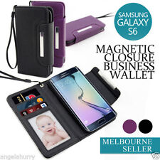 Unbranded/Generic Mobile Phone Wallet Cases for Samsung with Strap