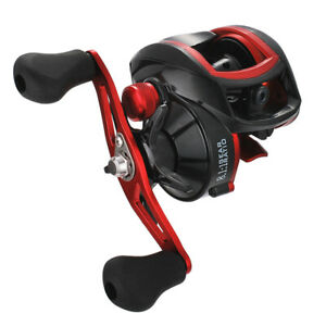 High Speed 18+1BB Fishing Bait Casting Reel 8.1:1 Gear Ratio Right Handed