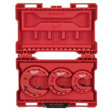 Milwaukee 3pcs Close Quarters Tubing Cutter Tool Set 48224263