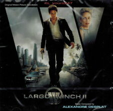 Largo Winch II [2] - Original Soundtrack [2011] | Alexandre Desplat | CD NEU
