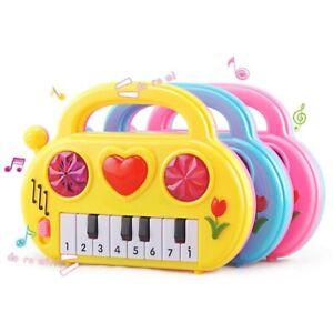 Baby Kids Music Educational Toys Cartoon Piano Developmental Musical Instrument