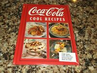 Coca-Cola Cool Recipes Book Hardcover Coke Cooking Factory Sealed New Books Soda