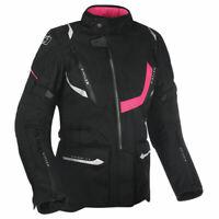 Oxford Montreal 3.0 Ladies Motorbike Motorcycle Textile Jacket Tech Black