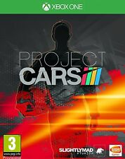 Project CARS  XBOX  ONE    nuovo!!!