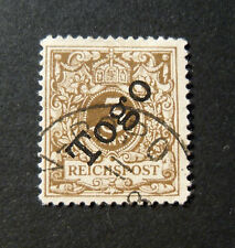 "GERMANIA,GERMANY, KOLONIEN 1897 TOGO"" Fr .di Germania SVR"" 3 pf. Used"