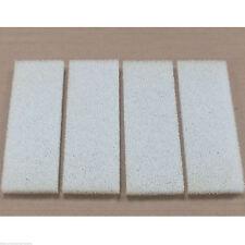 4 x Fluval Compatible Foam Filter Pads For Fluval 3+ Plus Aquarium Filter