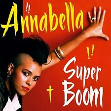 Annabella Lwin (Bow Wow Wow) - Super Boom (NEW CD)