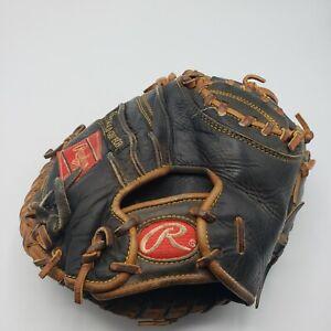 Rawlings Catchers Mitt Gold Glove Dual Core Baseball