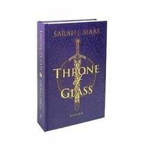 Throne of Glass Collector's Edition by Sarah J. Maas 9781526605283 | Brand New