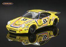 Porsche carrera rsr l 'Etoile d' or le mans 1975 borras/Moisson/Cachia, Spark 1:43