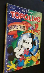 Topolino Libretto 1987 del 26 dicembre 1993 Panini Comics Ottimo  ▓