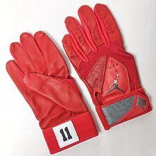 Unreleased Jordan Team X Jimmy Rollins Batting Gloves Player Exclusive PE Nike