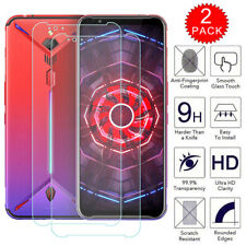 For ZTE nubia Red Magic 3 - Clear HD 9H Tempered Glass Screen Protector [2-Pack]